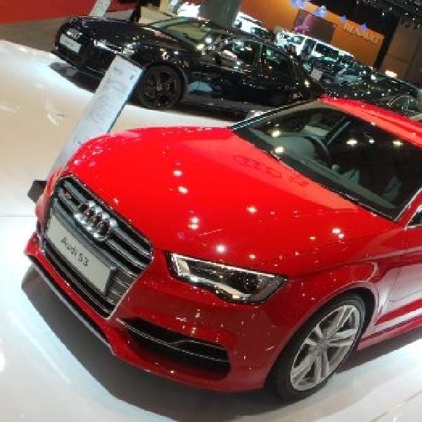 60 unit Audi berhasil terjual di IIMS 2014