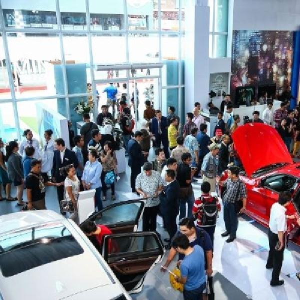 BMW bukukan penjualan sebanyak 218 unit selama IIMS 2014