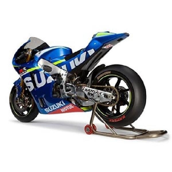 Suzuki rilis tampang motor GSX-RR MotoGP