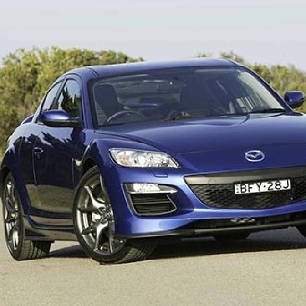 Mazda Juga Siapkan Model RX Terbarunya