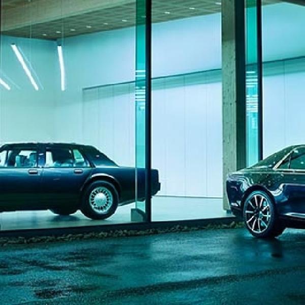 Aston Martin Rilis Galeri Foto Lagonda Terbaru