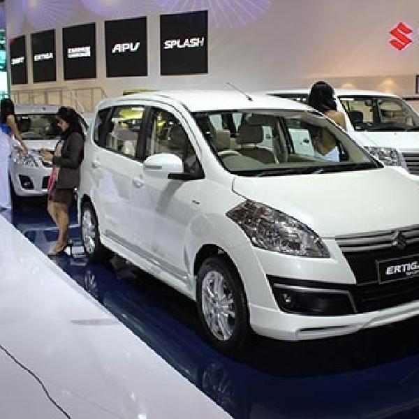 Ertiga Masih Juaranya Suzuki