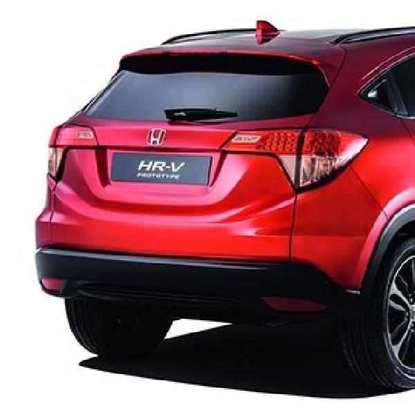 Honda HR-V Tersedia Dalam Dua Pilihan Mesin