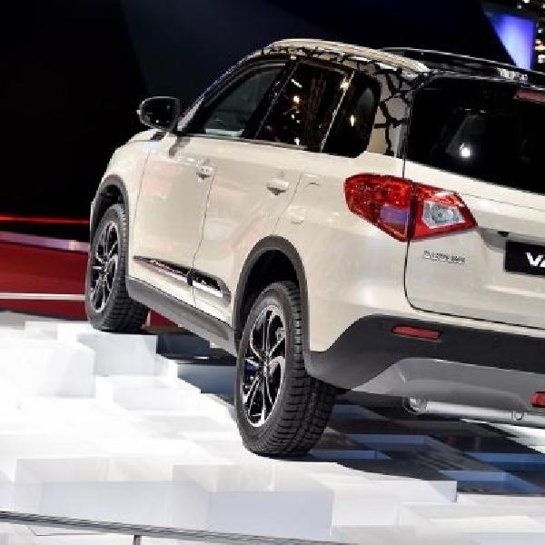 Suzuki Vitara Baru Tampil di Paris, Dijual Mulai 2015