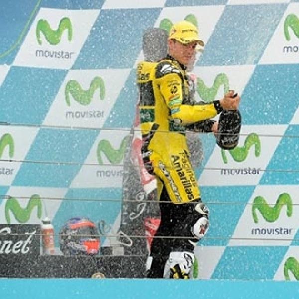 Maverick Vinales siap bertarung di MotoGP