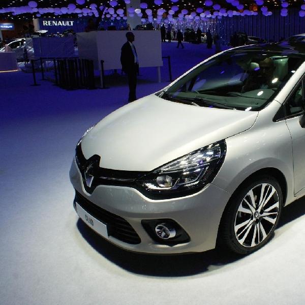 Renault Clio Versi Mewah Bergaya di Paris Motor Show 2014