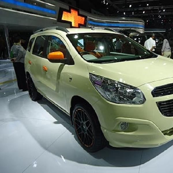 Chevrolet Indonesia Membukukan Rekor Penjualan di Bulan September 2014