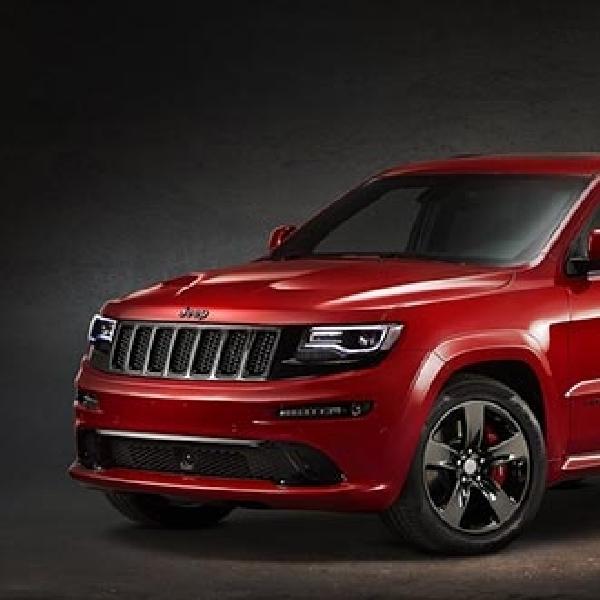 Model Terbaru Jeep Grand Cherokee SRT Tambah Daya