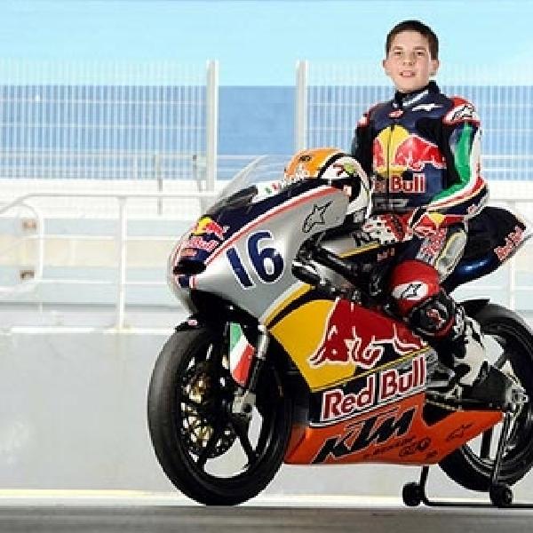 Amunisi Baru Tim Moto3 Rossi