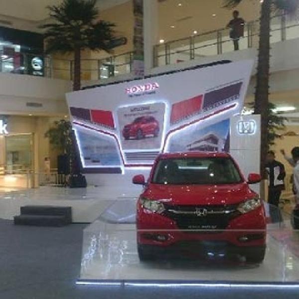 Honda HR-V Juga Hadir di Karawang