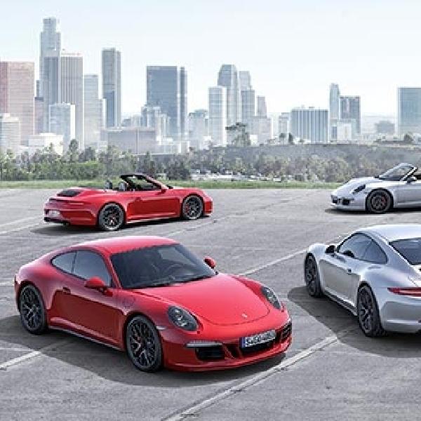 Porsche Lengkapi Varian Carrera 911