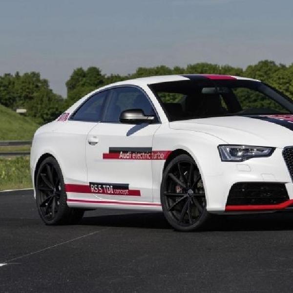 Versi Kebut Audi Bermesin Diesel Bisa Lepas dari Platform RS