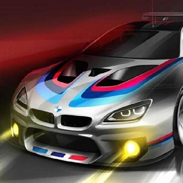 BMW Rilis Sketsa M6 GT3 Untuk Balap Musim 2016