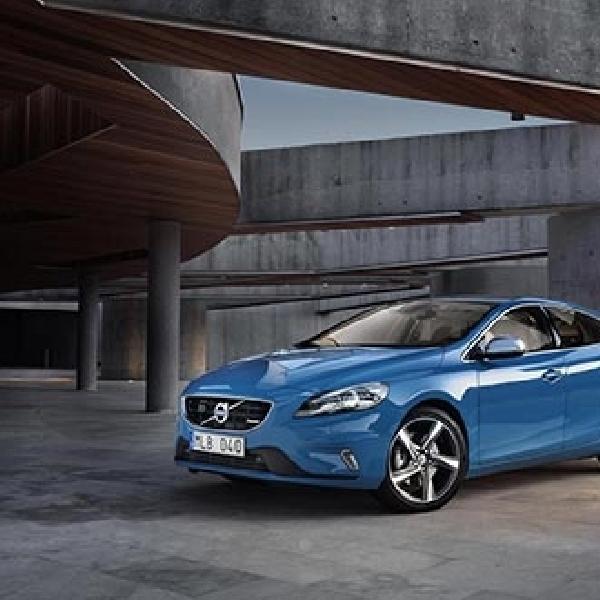 Volvo V40 Baru Datang di 2016, XC40 Menyusul Dua Tahun Berikutnya