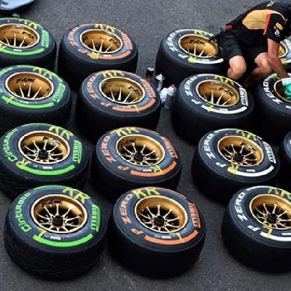 Pirelli Umumkan Pilihan Ban Final untuk 2014