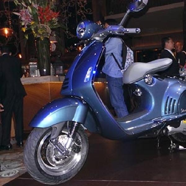 Vespa 946 Bellissima Baru Rilis Sudah Sold Out