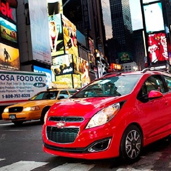 Chevrolet Sparks Terjual Lebih Dari 1 Juta Unit di Dunia