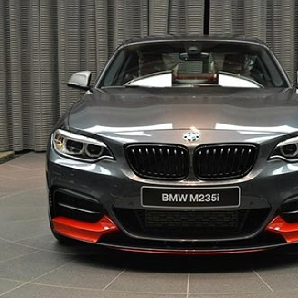 Diler BMW Pajang M235i Beratribut M Performance