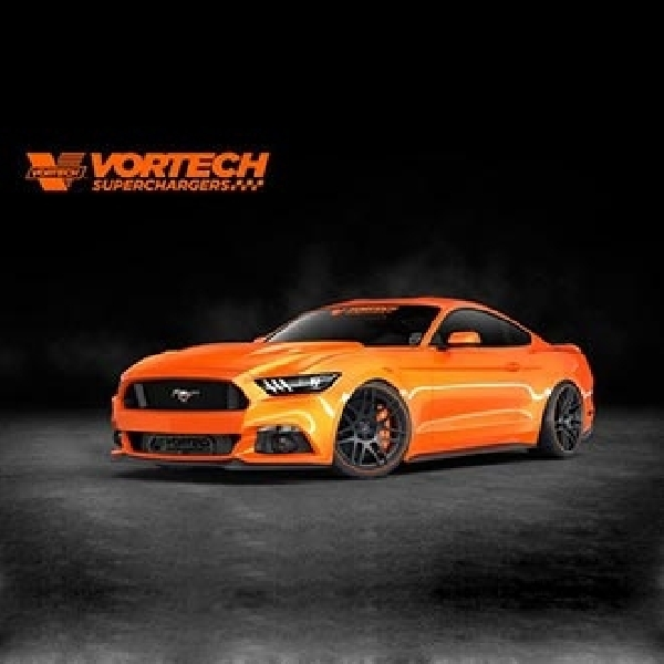 Tuner Vortech Supercharger Siapkan Ford Mustang Untuk SEMA
