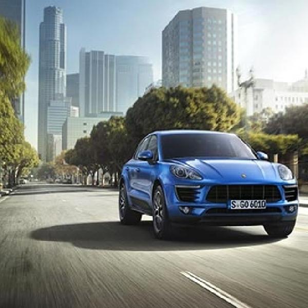 Porsche Rilis Macan S Diesel Untuk Pasar Amerika
