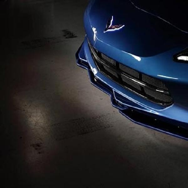 Corvette Bedahan Rovorix Siap Guncang SEMA