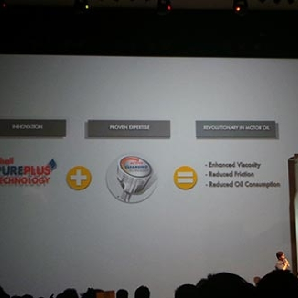 Shell Helix Ultra With PurePlus Technology Sahabat Baru Mesin Modern Mobil Anda