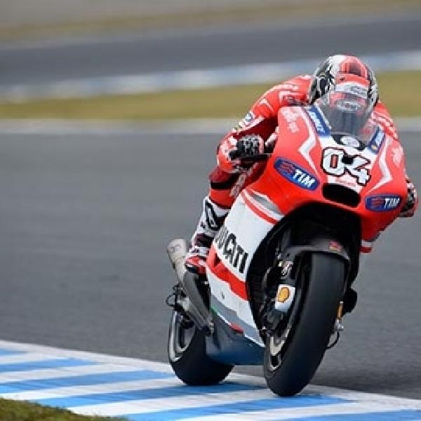 Dovizioso: Ducati belum siap menang