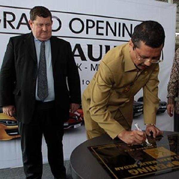 Renault buka cabang ke 4 di Medan