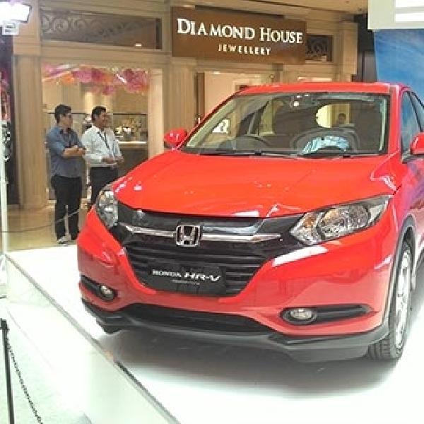 Semarang Menjadi Kota Perhentian Pertama Honda HR-V