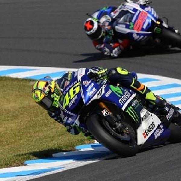 Rossi Lebih Takut Sama Lorenzo