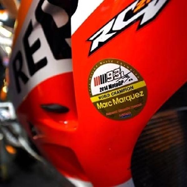 Marquez: Sisa Tiga Balapan Tidak Penting Lagi