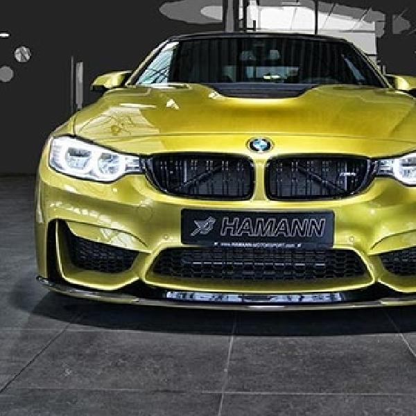 Karya Terbaru Hamann Untuk BMW M4 Coupe