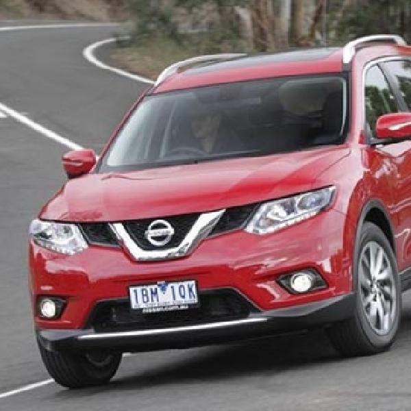 Nissan X-Trail, dan Honda Accord Raih Bintang 5 Dari Hasil Uji Tabrak
