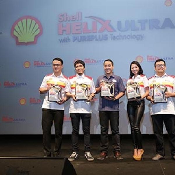 Esensi PurePlus Technology Lewat Shell  HelixUltra 10K Race