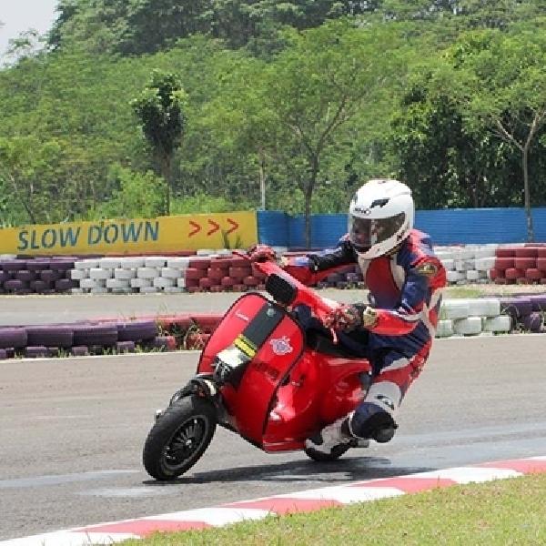 Scooter Prix 2014 Seri-2 Hasilkan Juara Baru