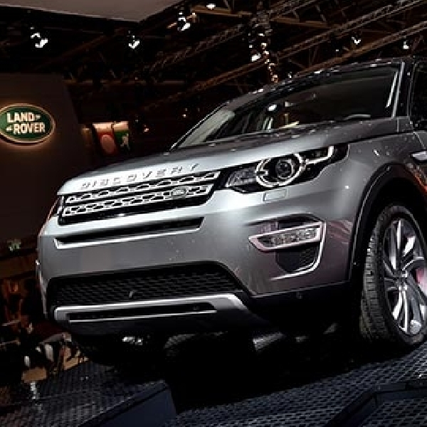 Produsen Tengah Siapkan Land Rover Discovery Sport High Performance