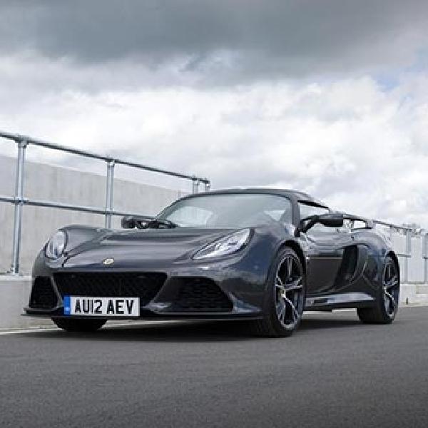 Lotus Exige S Automatic Mulai Dijual Januari Mendatang