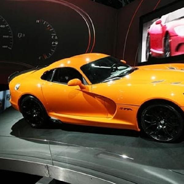 Dodge Viper Kembali Masuk Jalur Produksi