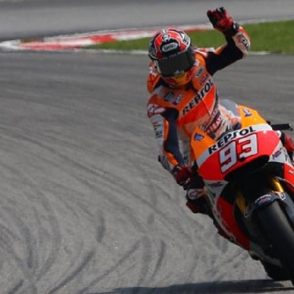 Marquez Juara GP Malaysia Sekaligus Samai Rekor Doohan