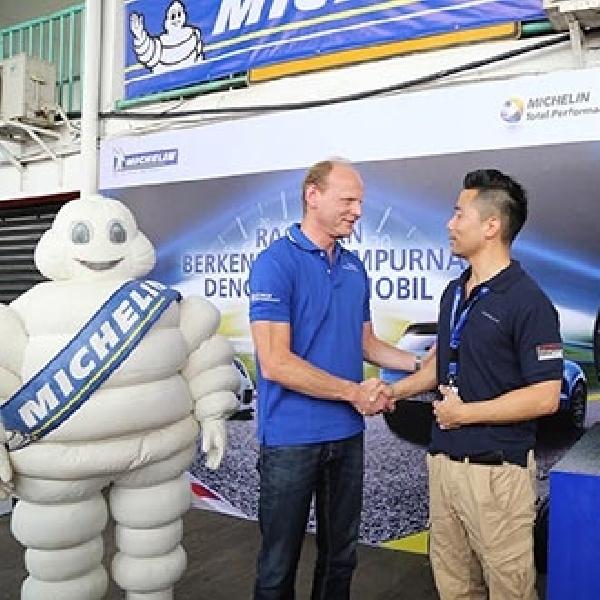 Varian Baru Michelin Untuk Mobil Premium