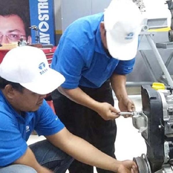 Tata Motors Lahirkan Mekanik Terlatih
