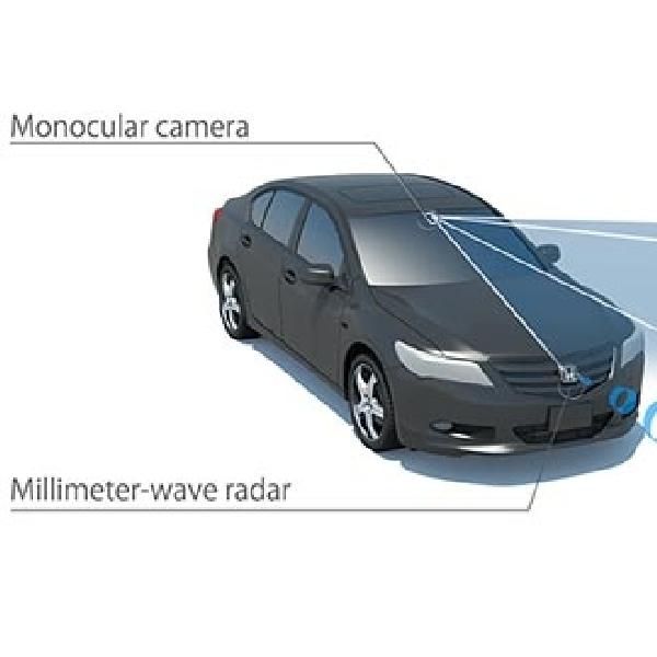 Fitur Baru, Honda Kenalkan 'Honda Sensing'