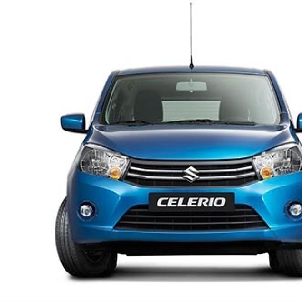 Untuk Pasar Eropa Suzuki Celerio Adopsi Mesin DualJet
