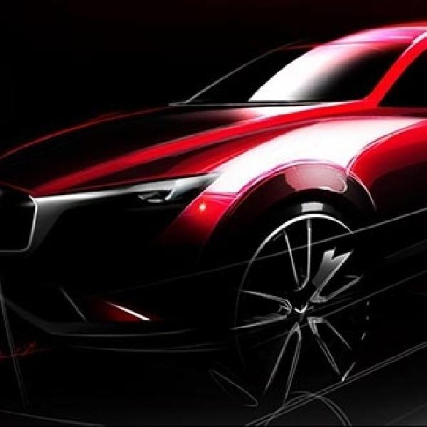 Mazda CX-3 Meluncur November Mendatang