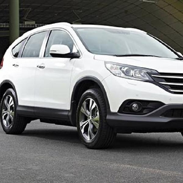 Honda India Tarik Model Brio, Amaze dan CR-V
