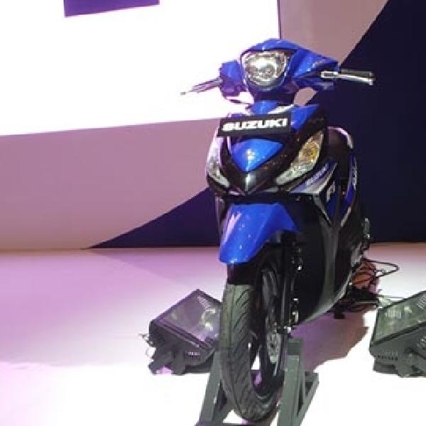 Suzuki Address Sangat Irit Bahan Bakar