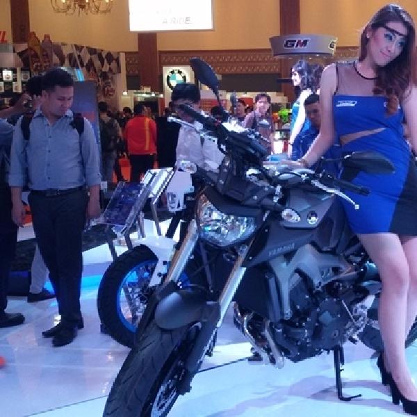 Yamaha Pamerkan Naked Bike MT-09