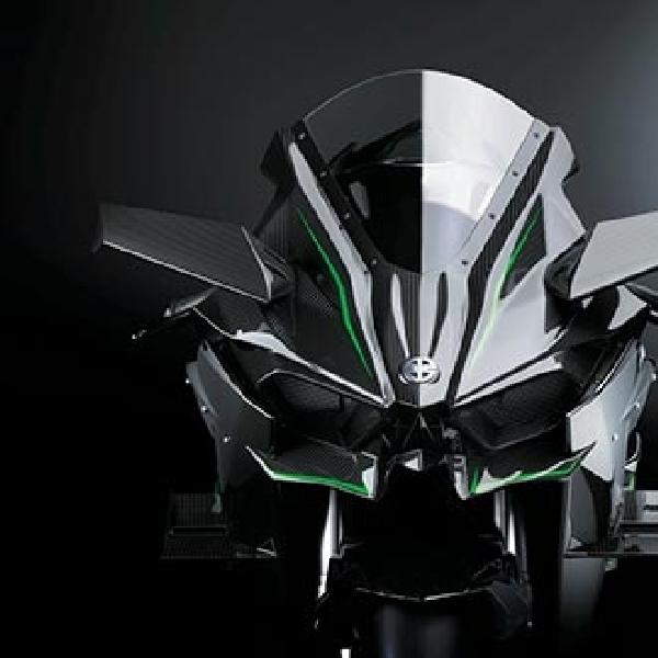 Kawasaki Ninja H2R Urung Mejeng di IMoS 2014