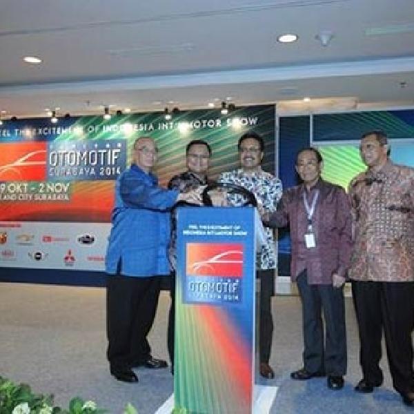 Pameran Otomotif Surabaya (POS) 2014 Hadirkan Suasana Pameran Otomotif yang Sesungguhnya