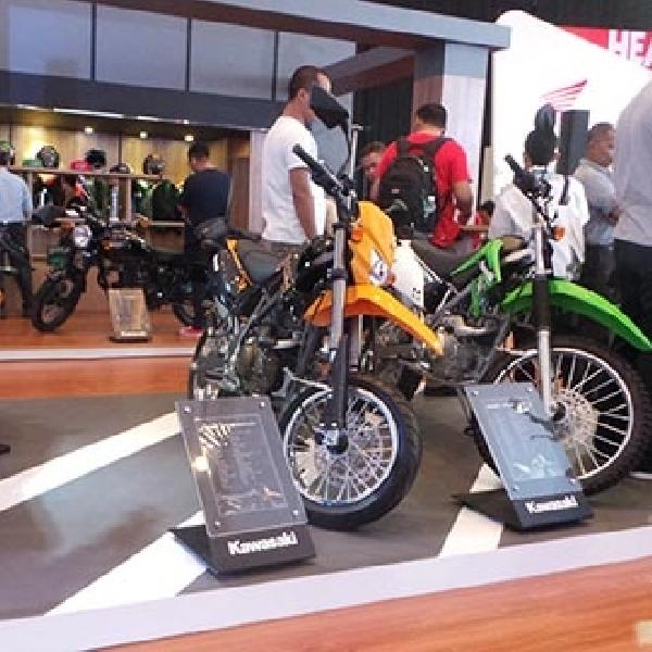 Pamor Kawasaki Trail Tak Redup Dihantam Motor 250 cc